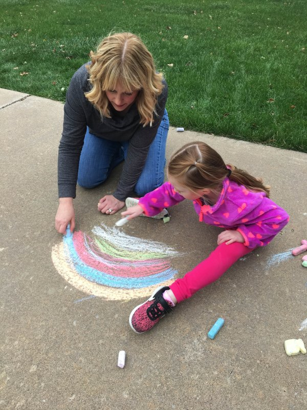 Fun With Chalk