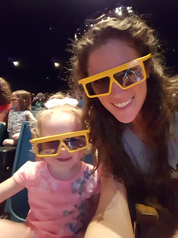 3-D Movie Fun!