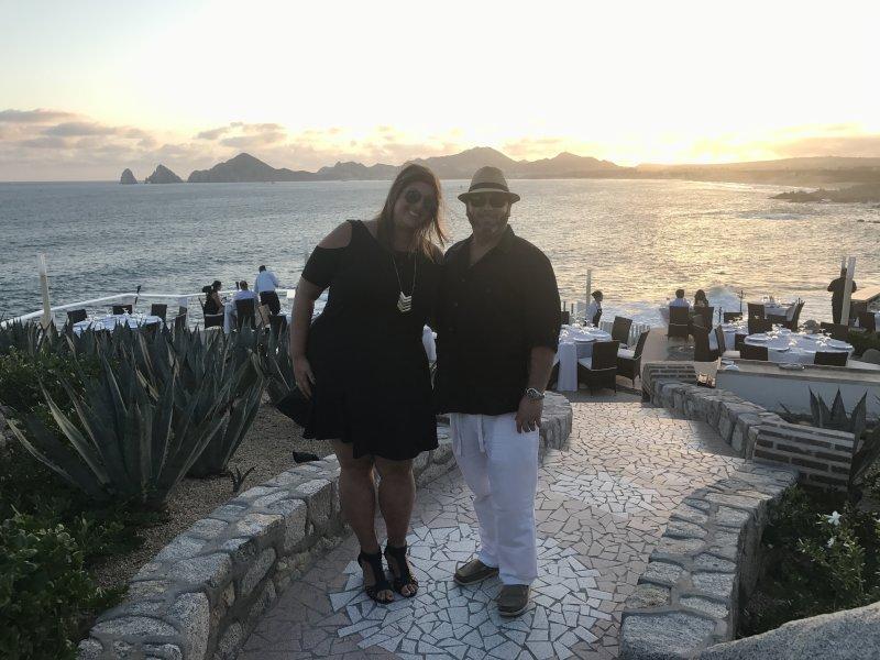 Dinner in Cabo