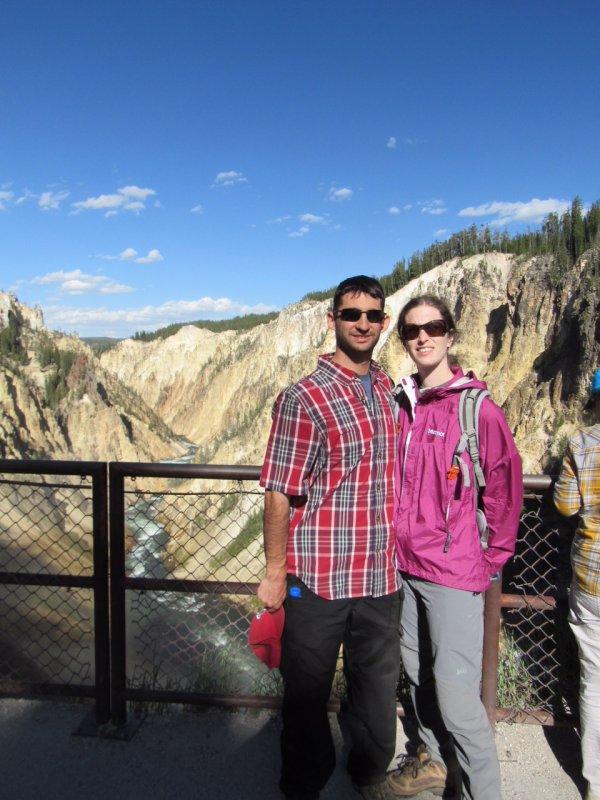 Beautiful Views at the Grand Canyon