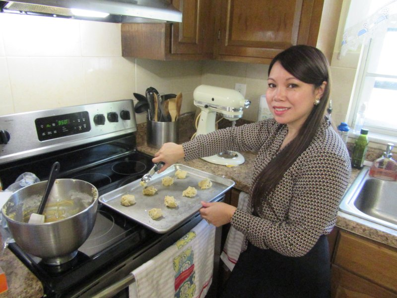 Armi Loves to Bake and Cook