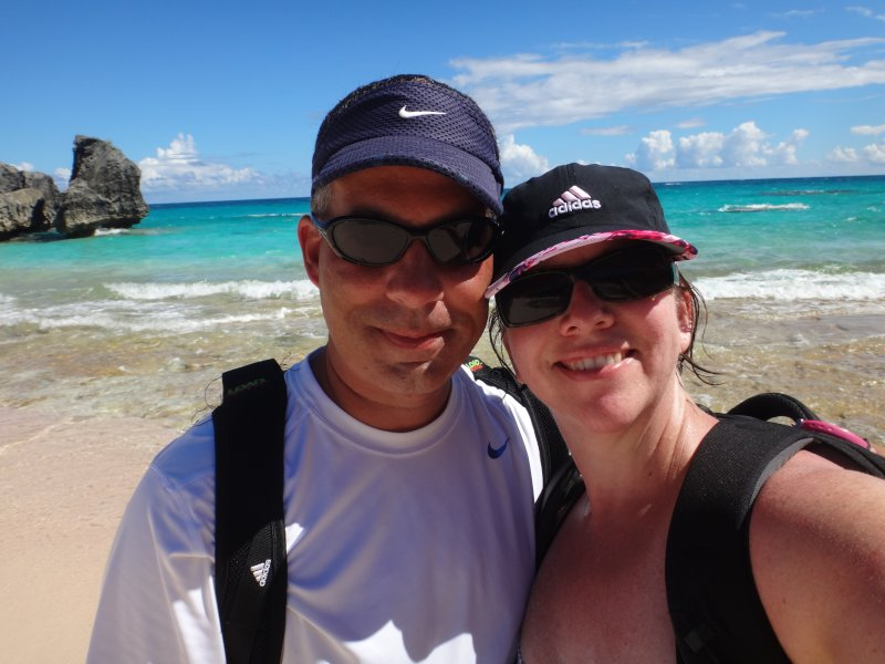 On Vacation in Bermuda