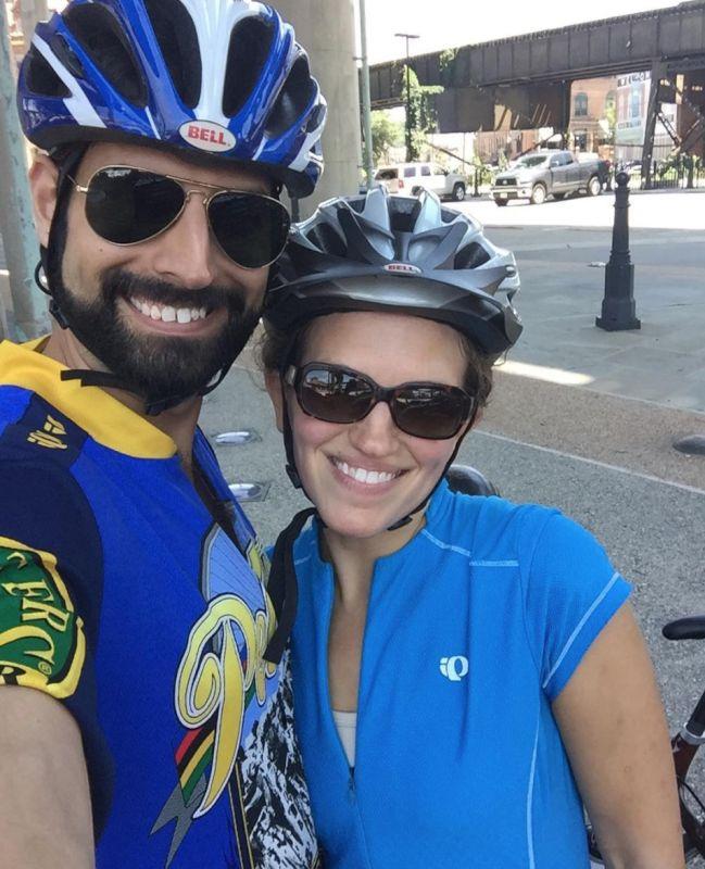 Bike Ride Downtown