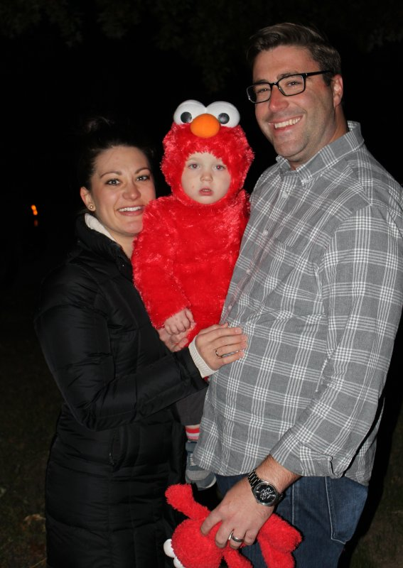 Max's First Time Trick-or-Treating