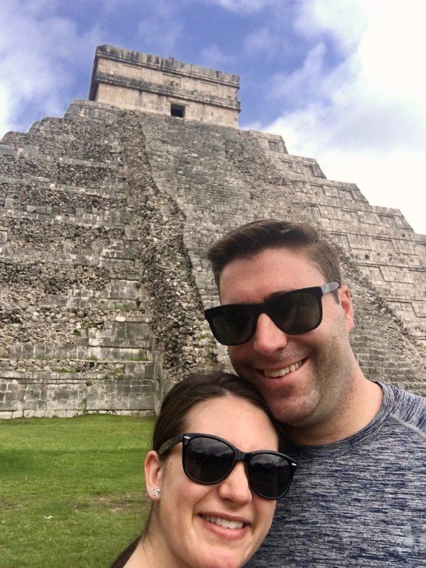 Exploring Ancient Ruins in Mexico