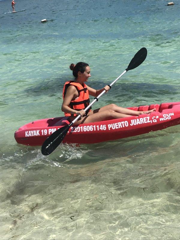 Shooka Kayaking in Mexico