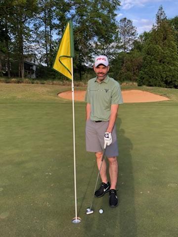 Murry Golfing