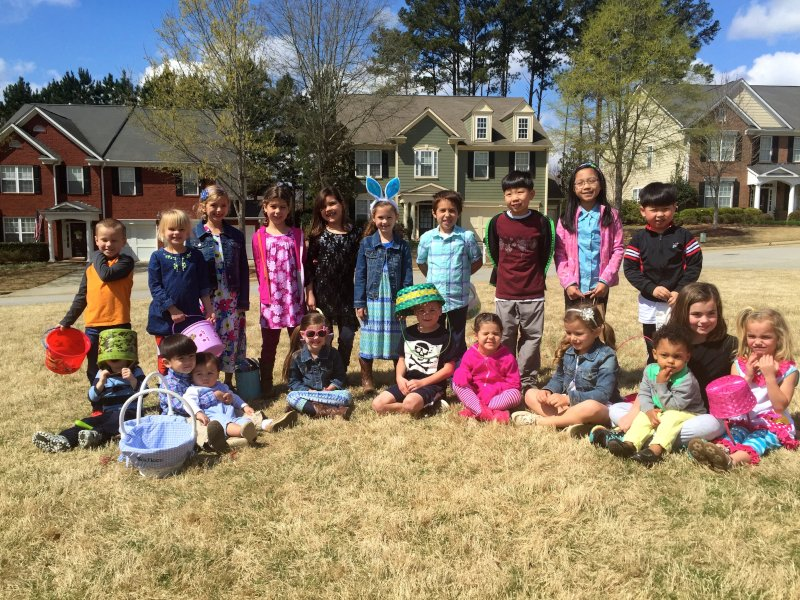 Annual Neighborhood Easter Egg Hunt