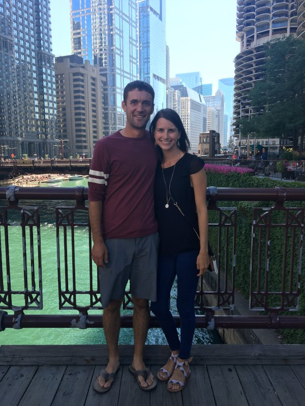 A Weekend Trip to Chicago