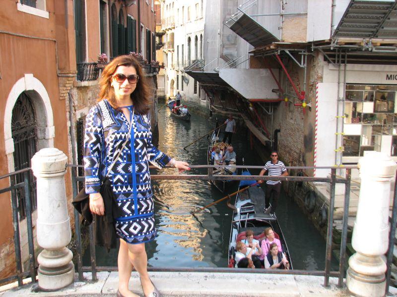 A Beautiful Canal in Venice