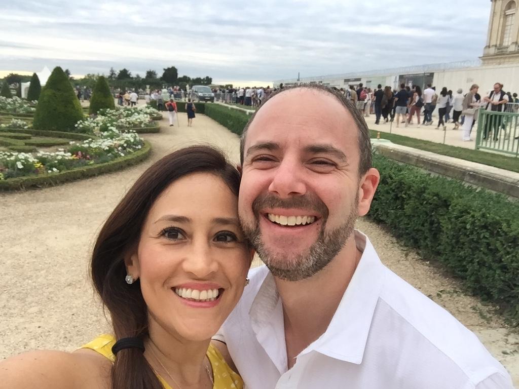 A Stroll Through the Beautiful Versailles Gardens