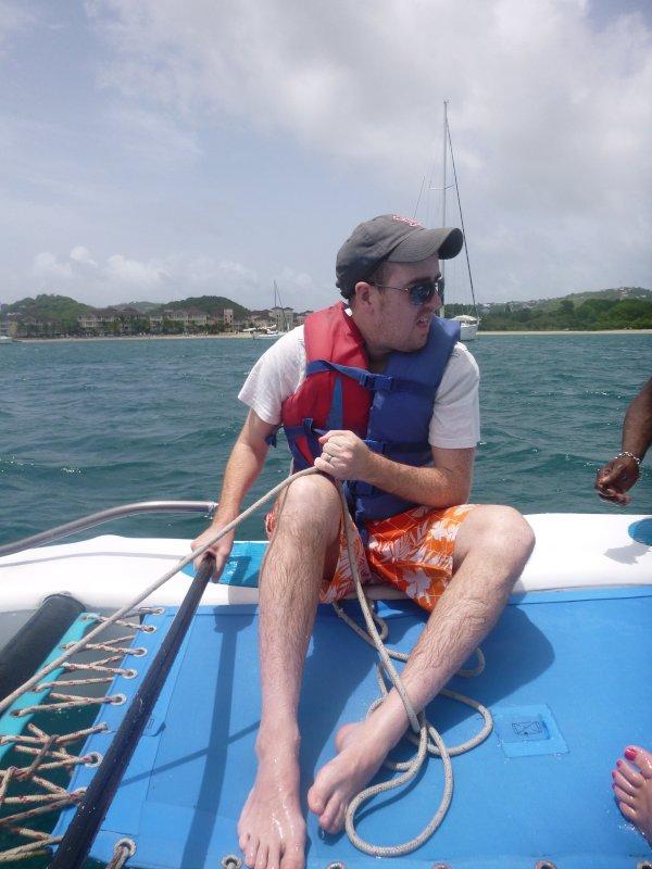 Captain Tim