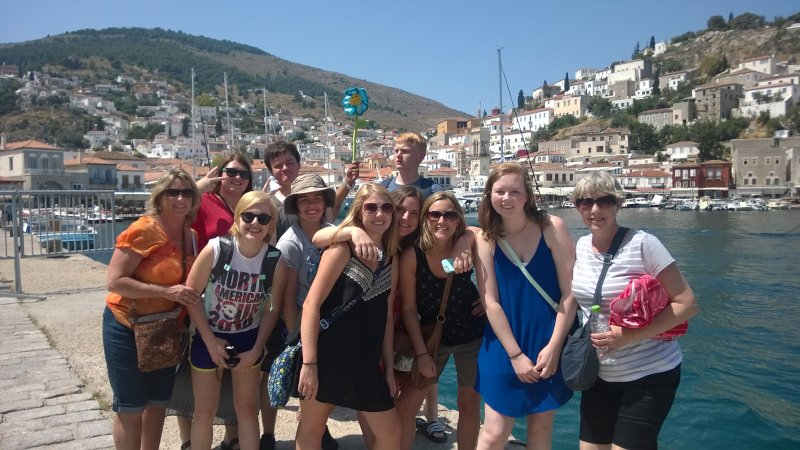 Leading a Student Trip