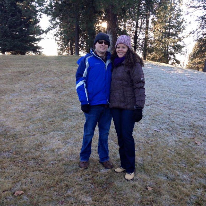 Christmas in Spokane
