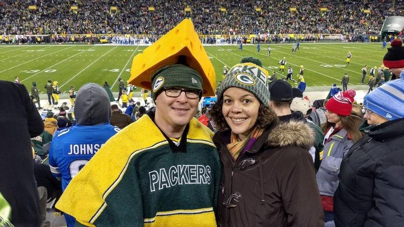 Packers on Monday Night Football