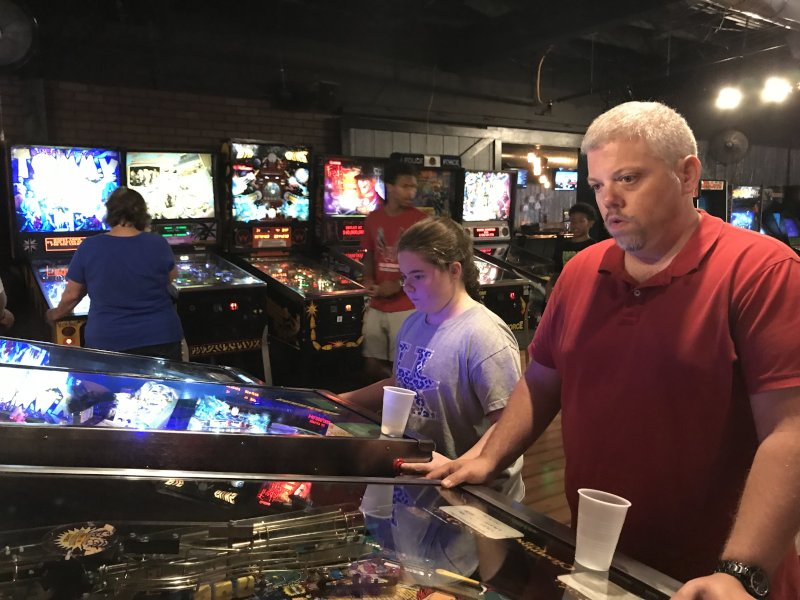 Pinball Fun With Family