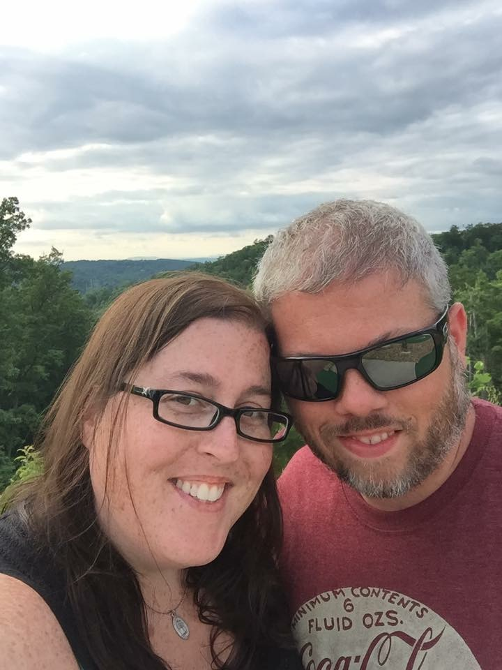 Enjoying the View in the Smoky Mountains