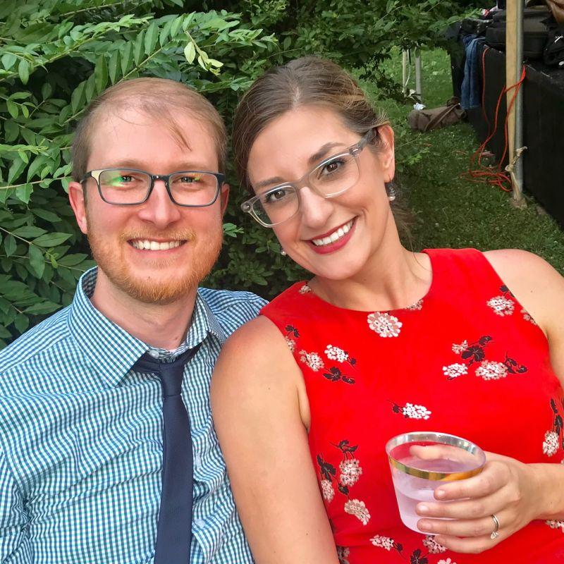 Fun at a Summer Wedding