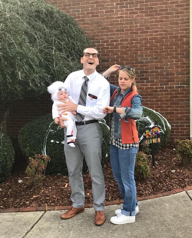 Family Costumes for Halloween