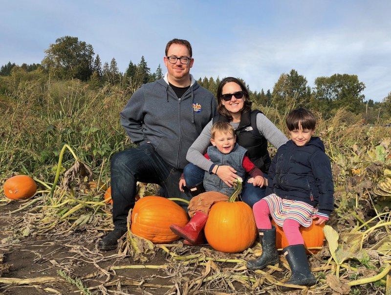 Annual Pumpkin Patch Adventure