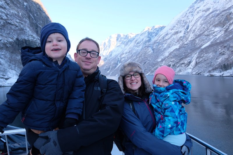 Family Vacation in Norway