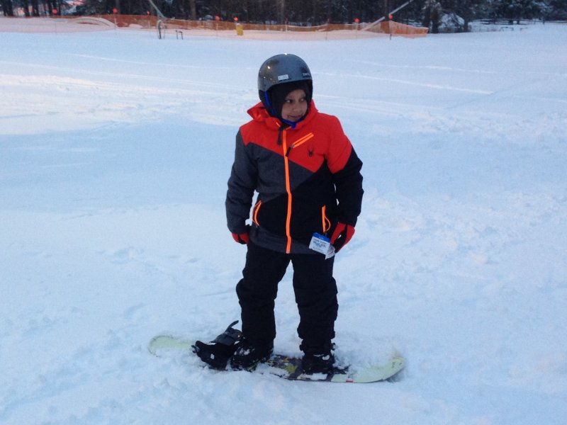 Rosalea Snowboarding