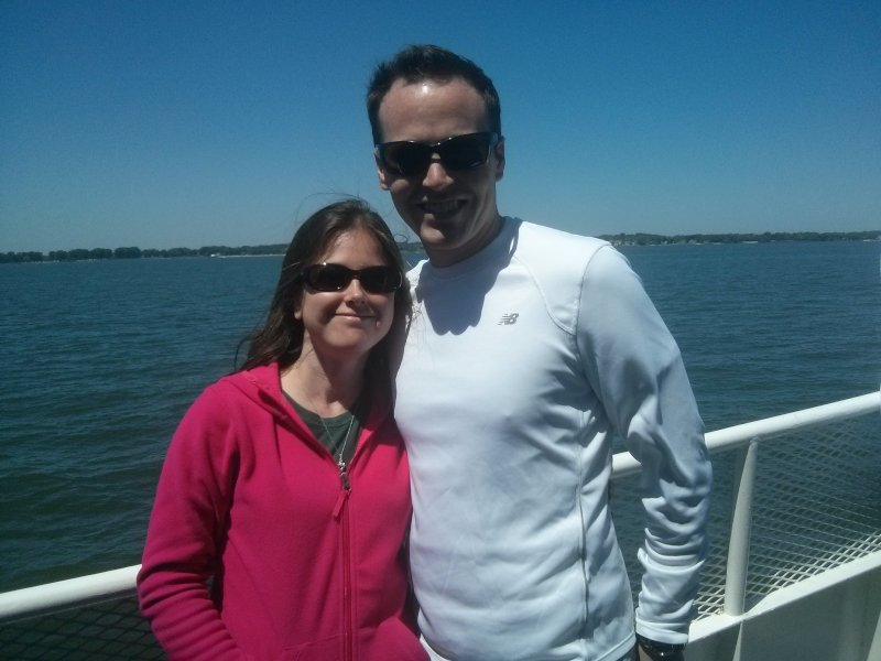 Taking a Ferry Ride Together