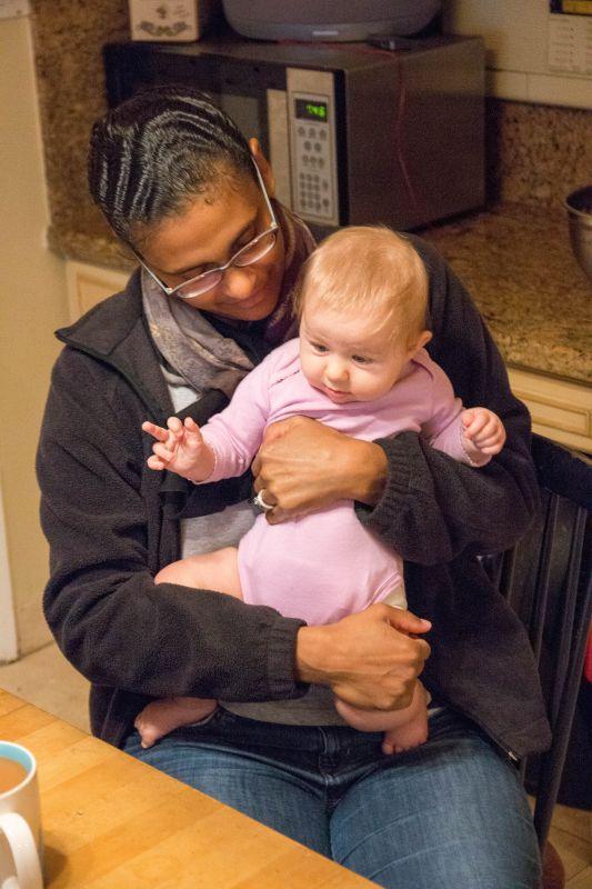 Dennice & Her Niece
