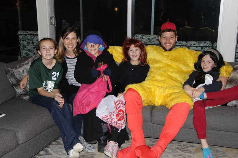 Halloween With Our Nieces & Nephews