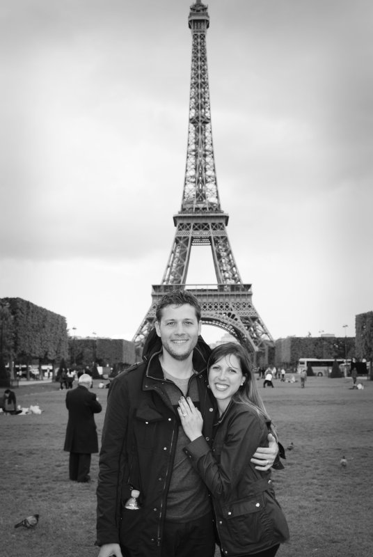 Enjoying Our Time in Paris