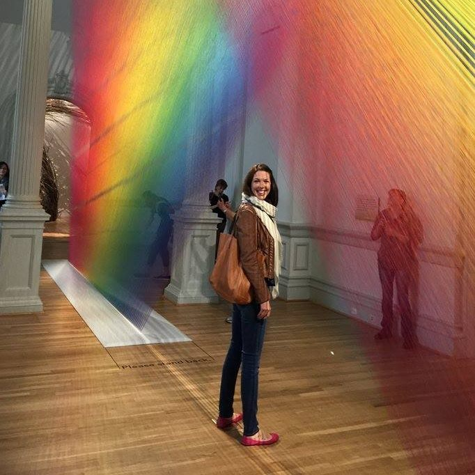 A Favorite Exhibit at the Renwick Gallery in D.C.