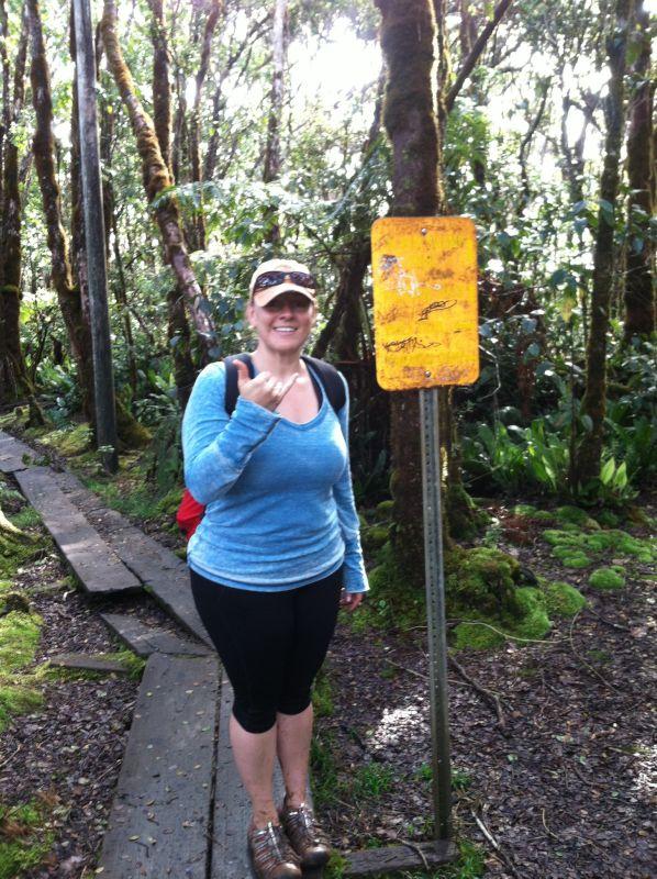 Hiking & Hangin' Loose
