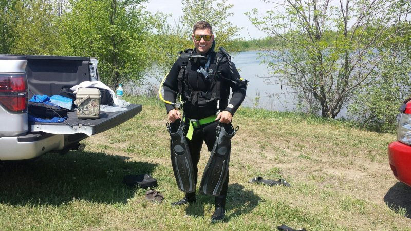 Ready for Scuba Diving