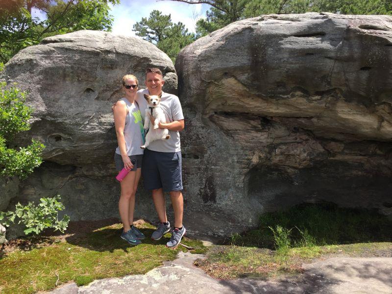 Hiking Pickle Springs