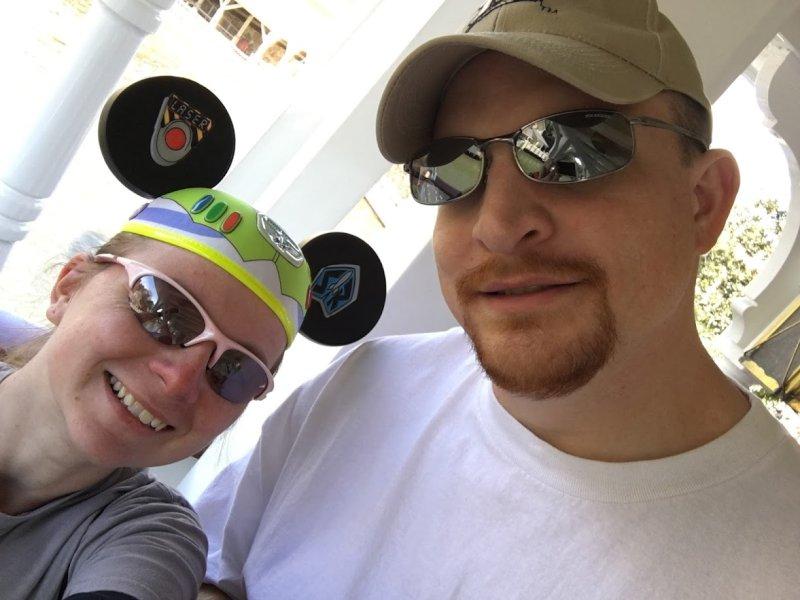 Disney Selfie