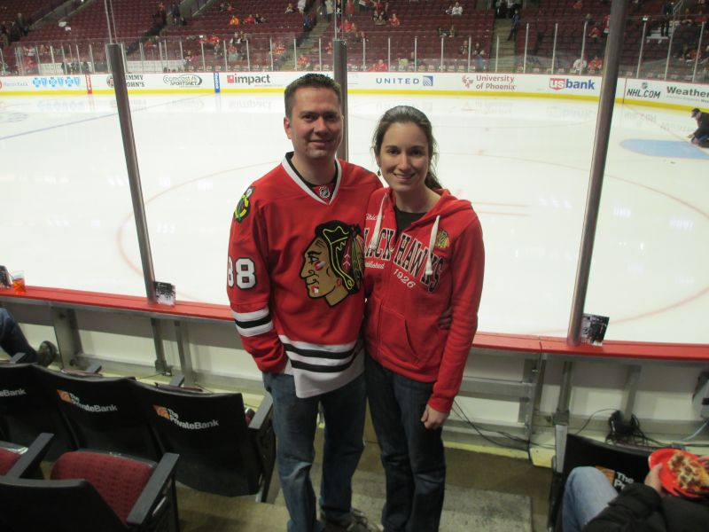 Go Blackhawks!