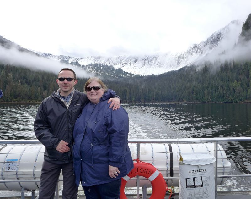 The Beautiful Fjords of Alaska