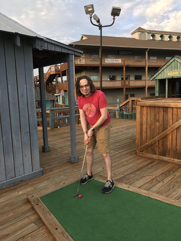Mini-Golf Fun