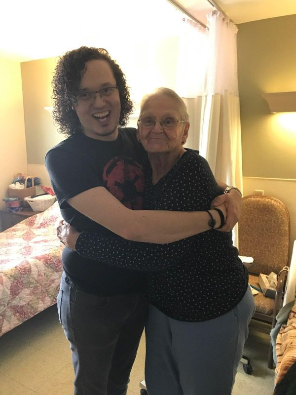 Robbie & Terry's Grandmother