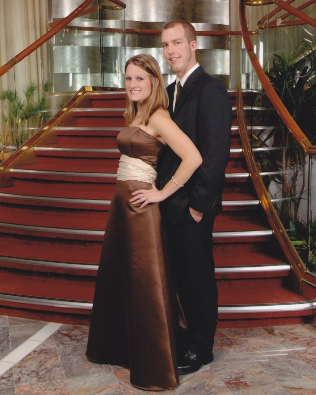 Formal Night on a Cruise