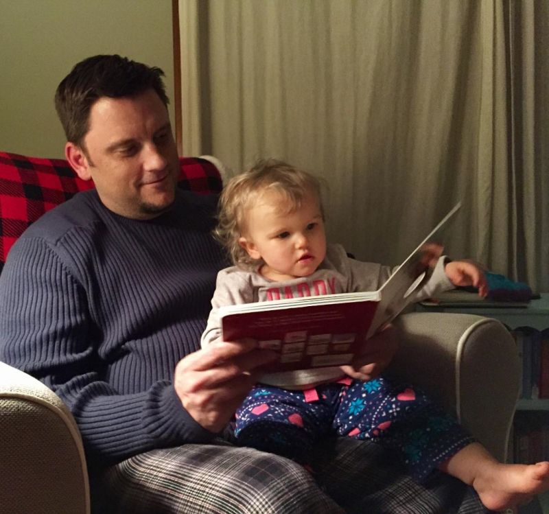 Storytime With Uncle Justin