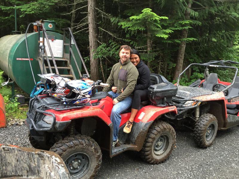 ATV Fun in Whistler