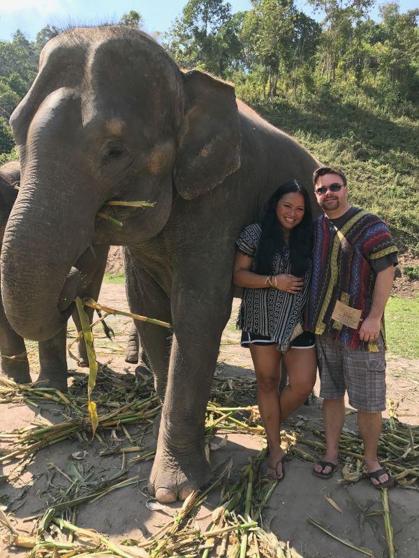 Making Friends in Thailand