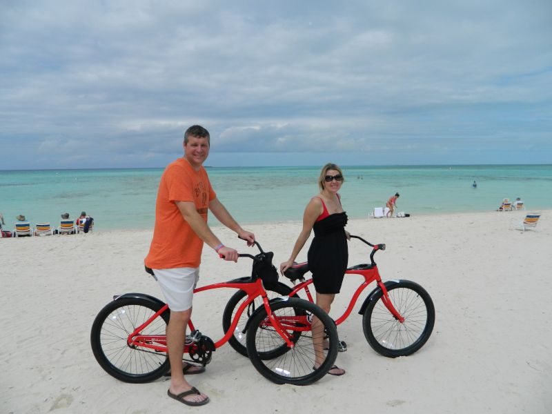 Bicycling in the Caribbean