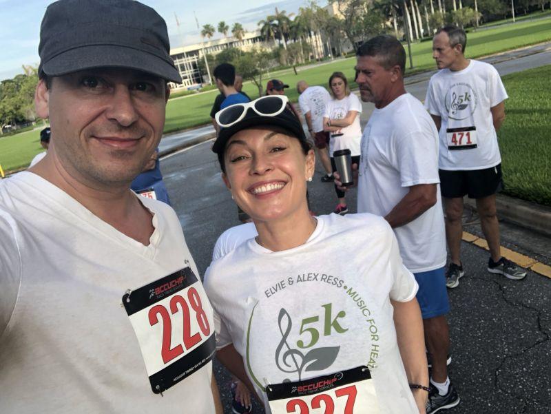 Charity 5K Run