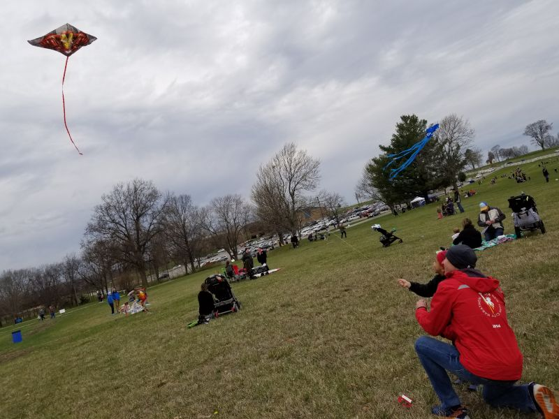 Flying a Kite Together