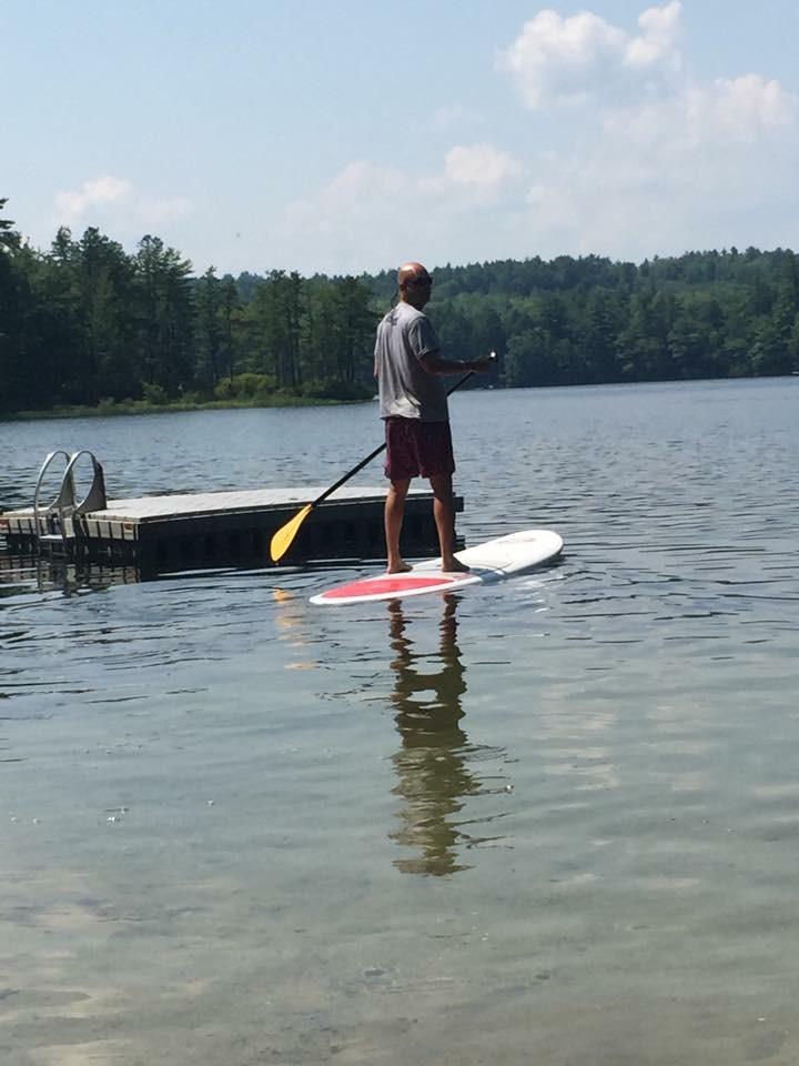 Steffan Paddleboarding