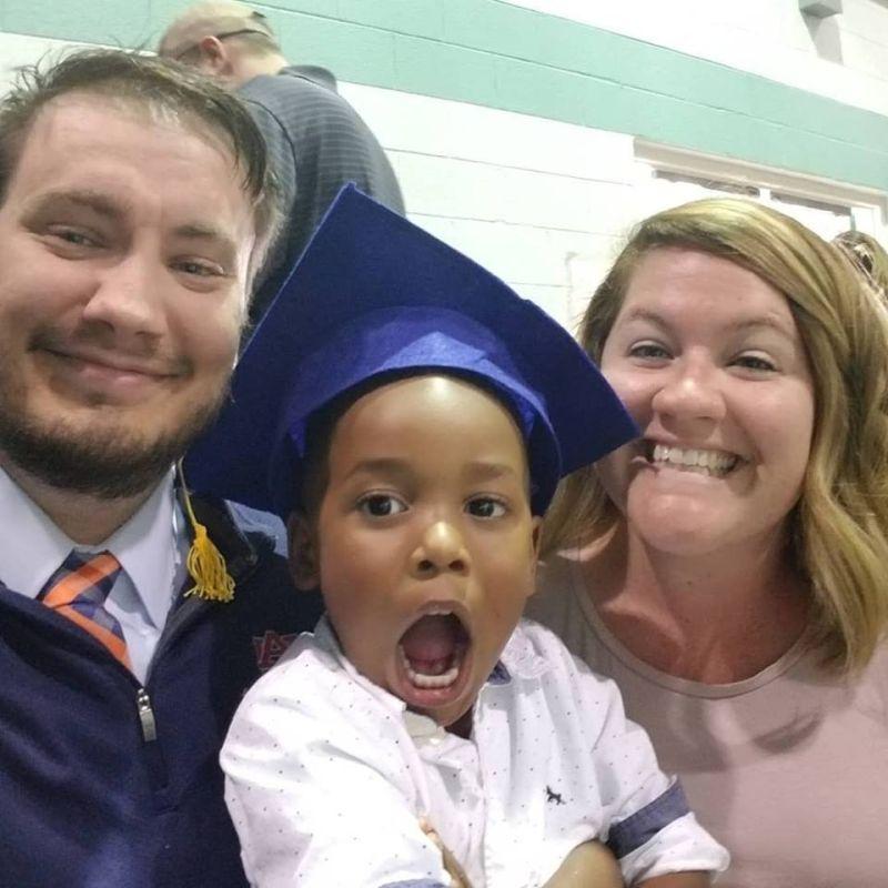 Duran's Preschool Graduation