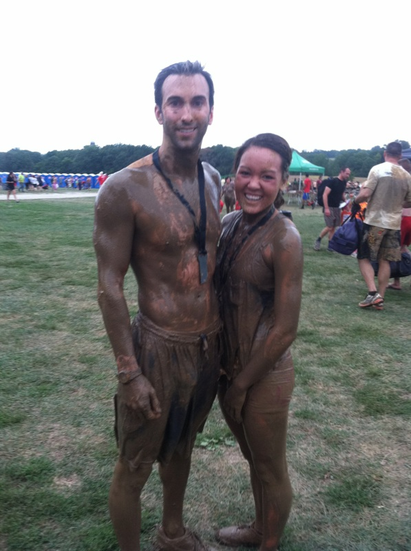 Just Finished the Warrior Dash