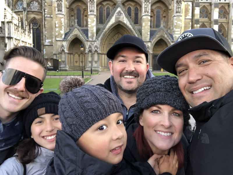Exploring London With Family